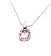 Avery and May Debutante Collection Unchain My Heart Necklace Small Necklace