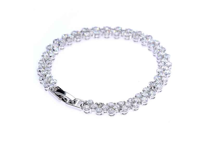Avery and May Debutante Collection A Girl's Best Friend Bracelet