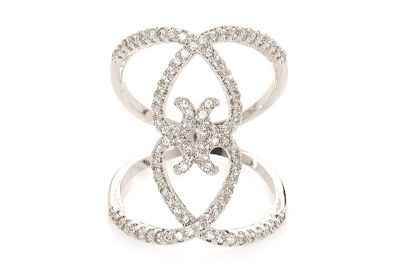Avery and May Love Me Knot Ring