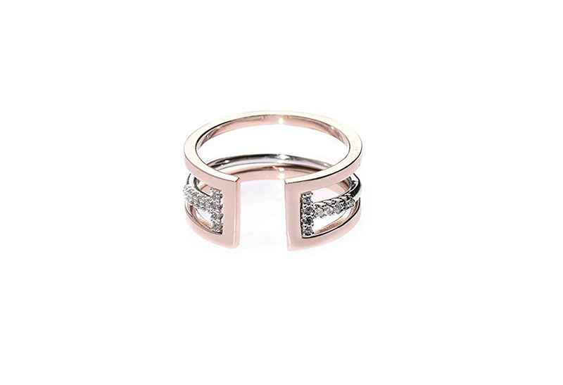 Avery and May Statement Collection Crossroads Ring