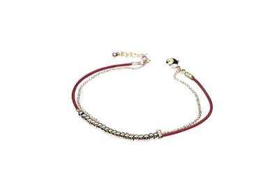 Avery and May String-A-Thing Bracelet
