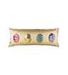 Pink Champa Eggstra Special Eggs-actly Right Lumbar Pillow Cover