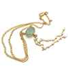 Avery and May Gems Y so Delicate Small Necklace