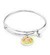 Chrysalis Chrysalis Lolly Expandable Bangle Bracelet