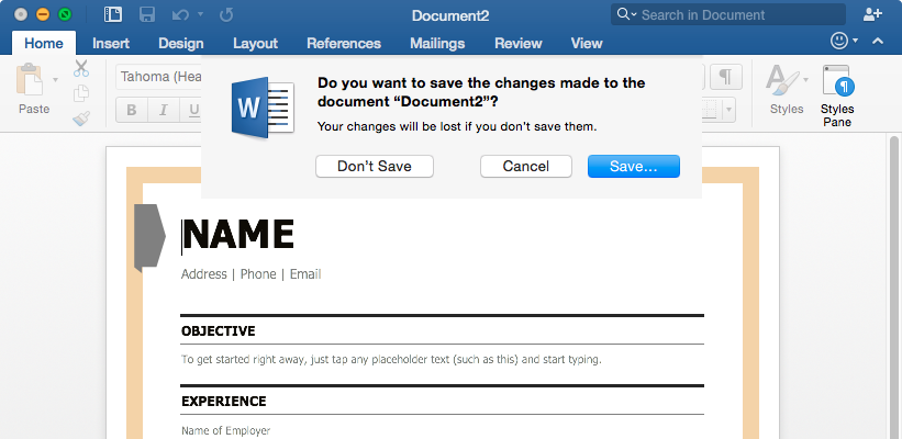 Why Doesn't Every App Autosave? | Aha! Blog