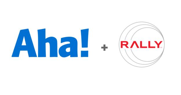 Aha! + Rally CA Agile Logo