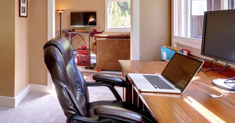 remote employee failure home office