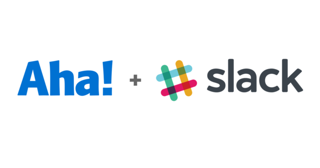 Aha plus Slack integration