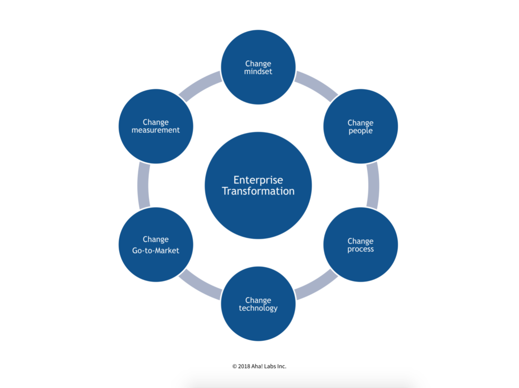 enterprise transformation skills