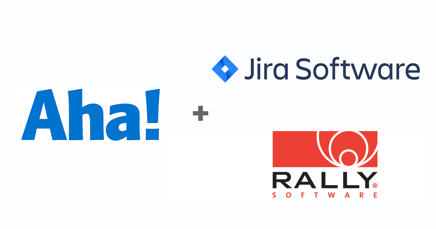 Integrate Aha! with Jira or Rally