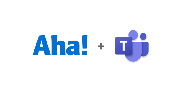Aha! integration with Microsoft Teams