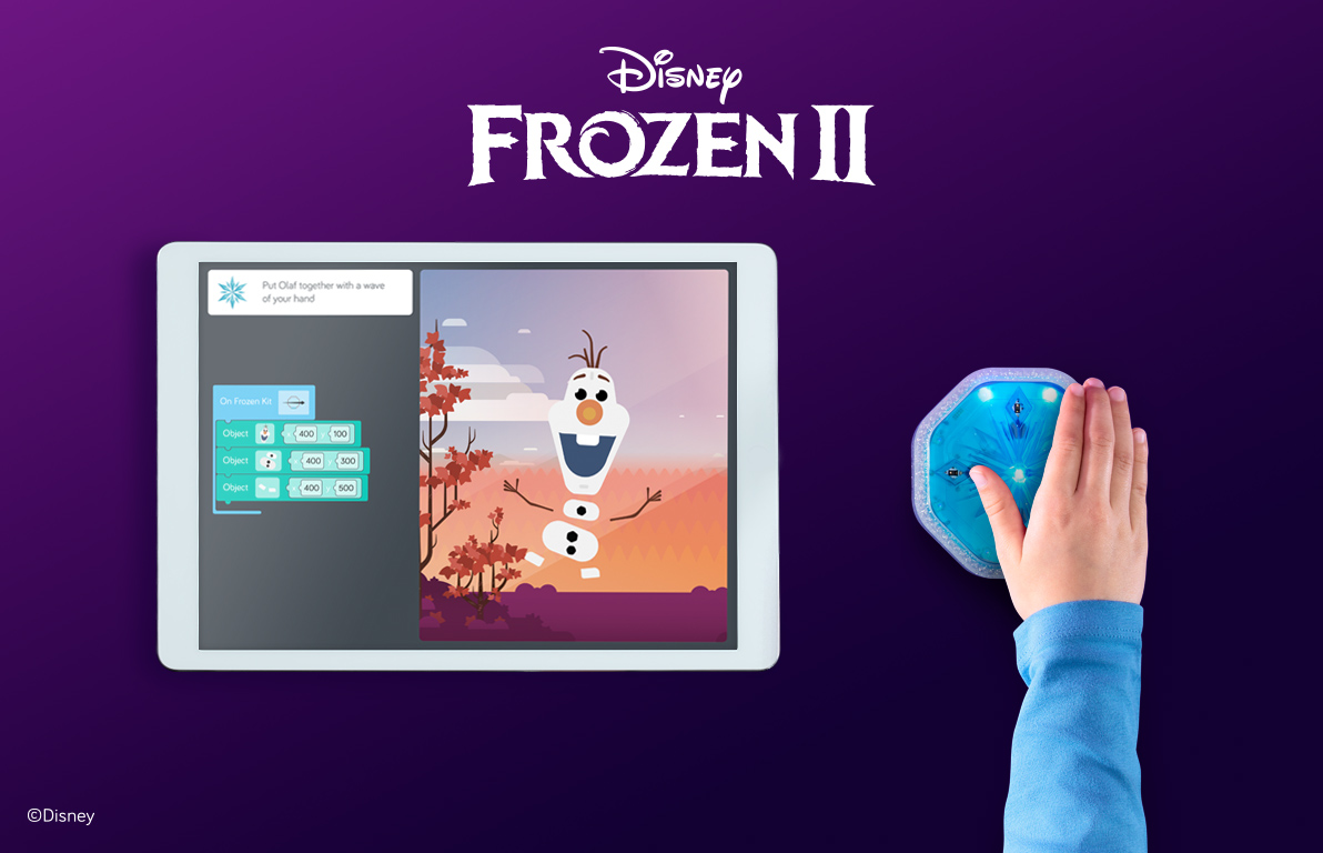 Frozen 2 Coding Kit