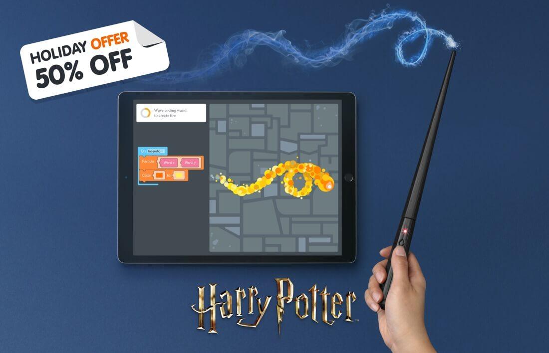 Harry Potter Kano Coding Kit
