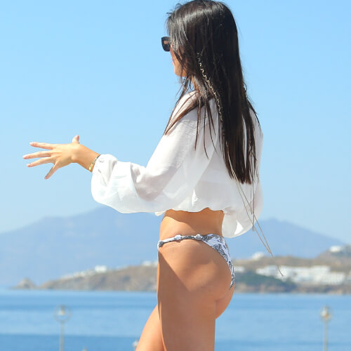 kendall jenner beach ass photo real bikini