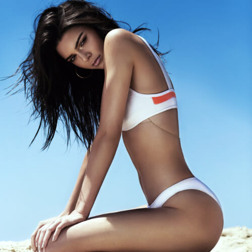 kendall bikini real pics ass