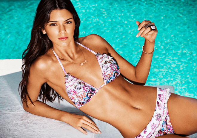 kendall jenner bikini photos