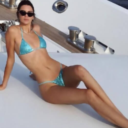 pics of bikini kendall jenner