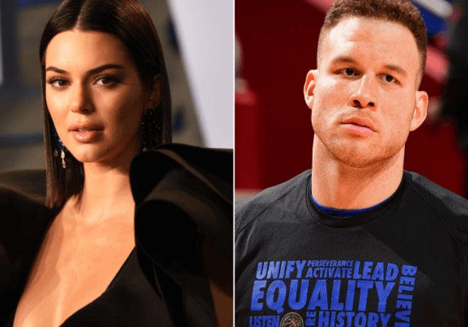 kendall jenner and blake griffin photos