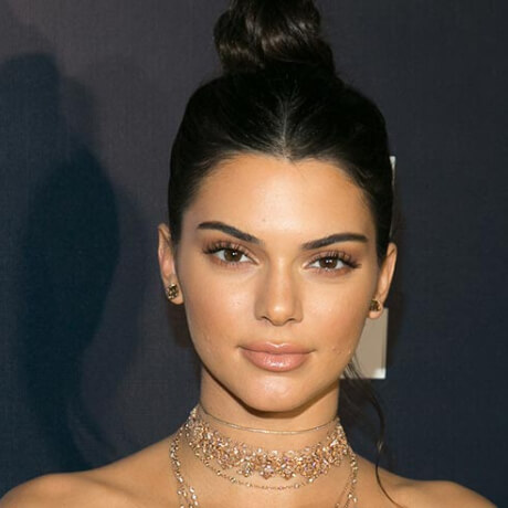 kendall jenner without makeup picture