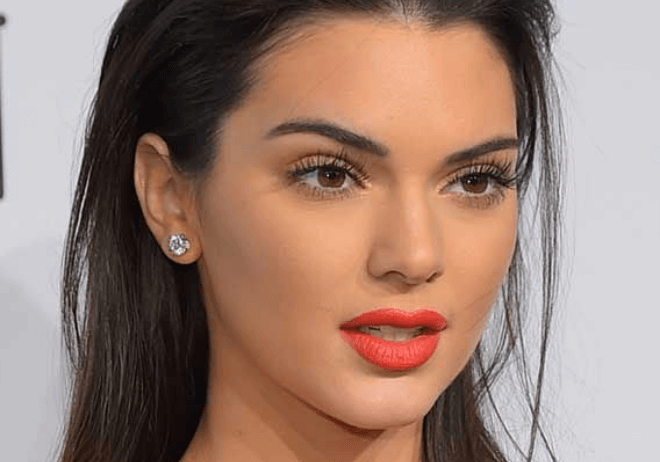 kendall jenner face photos