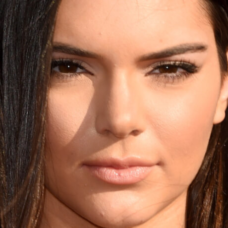 kendall sexy face photo