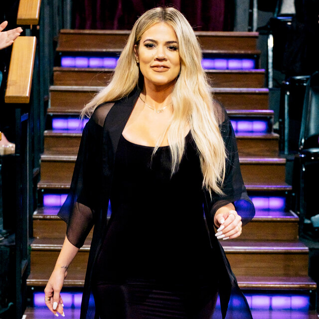pregnant photos of khloe kardashian