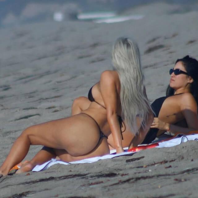 bikini photos kim kardashian