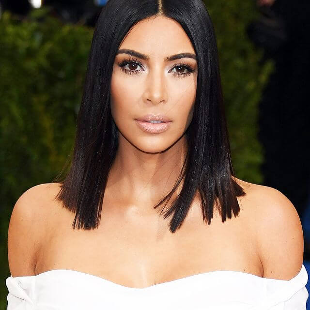 image of kim kardashian face