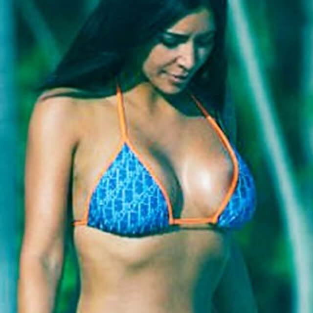 pics of mexico real kim kardashian