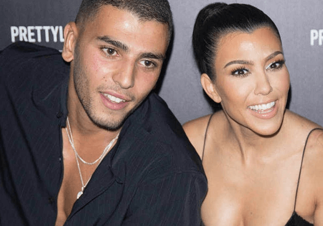 Photos of Kourtney Kardashian Boyfriend