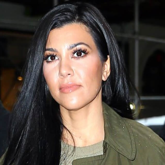 plastic surgery photo of kourtney kardashian