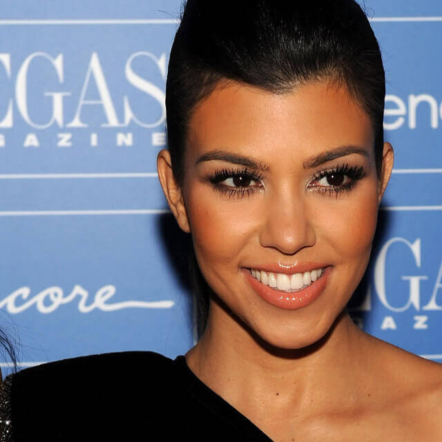 kourtney kardashian face serum