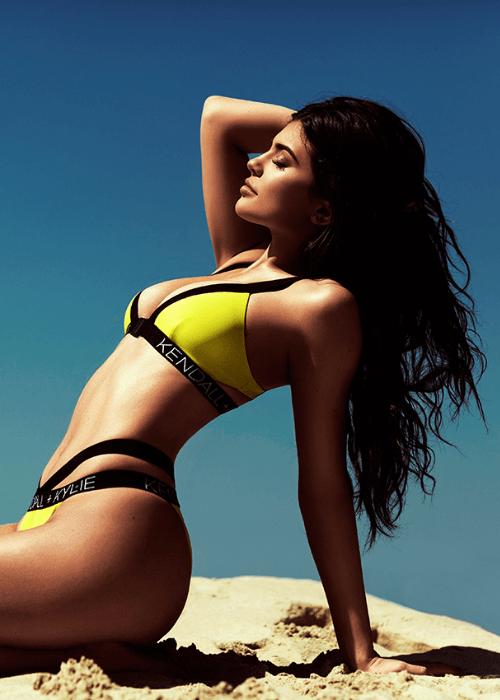 bikini photos butt kylie jenner