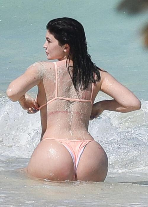 bikini mexico kylie big butt