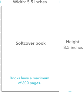 Keepster Book Size