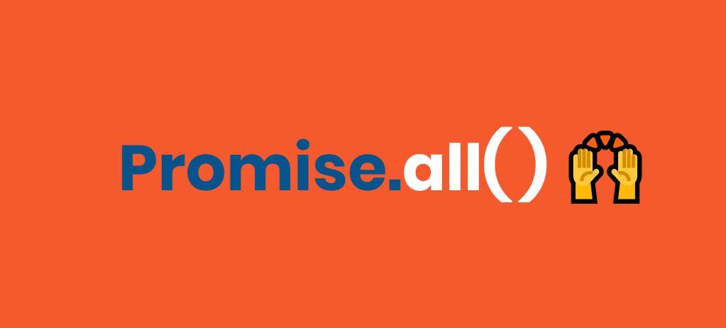 Como esperar a que dos o más promesas se resuelvan en JavaScript