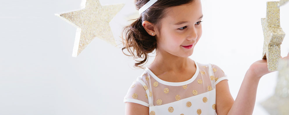Kids Formal New Arrival Dress