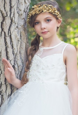 Girls Formal Dresses- Infant and Toddler Flower Girl Dresses at ...