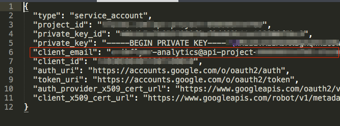google-json-key