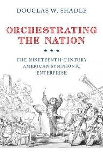 Orchestrating a nation book cover