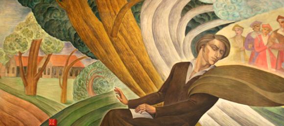 Chopin mural