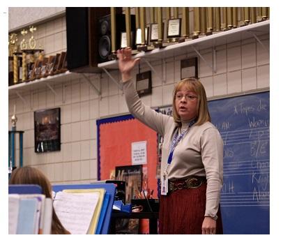 Cheryl floyd teaching