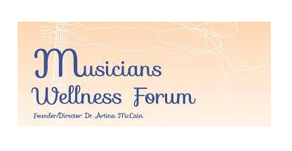 Musicians wellness forum for 2016