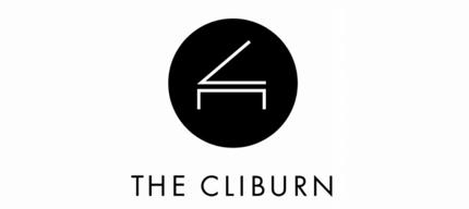 The cliburn logo