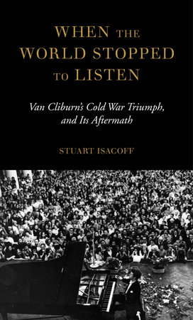 When the world stopped to listen book cover