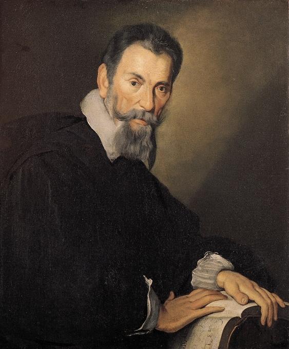 Bernardo strozzi   claudio monteverdi (c.1630)