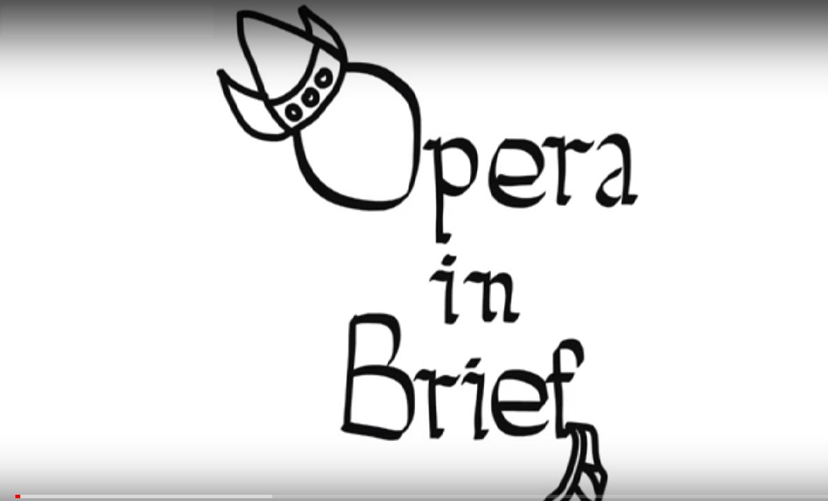 Opera in brief screen shot