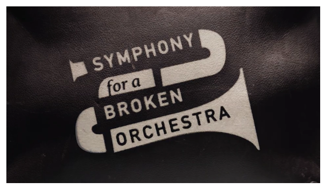 Symphony for a broken orchestra logo better