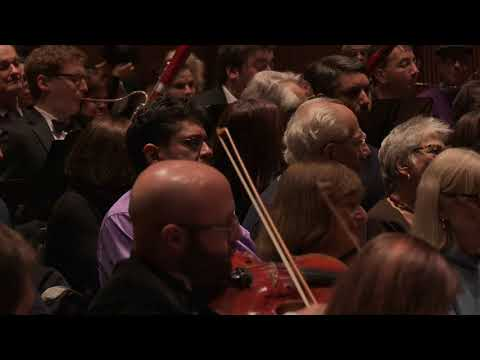 Park avenue chamber symphony w audience