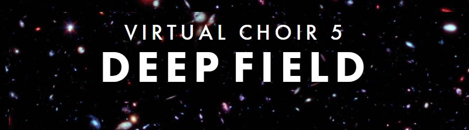 Virtual choir deep field pic